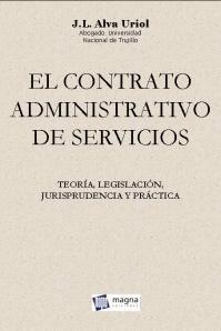 El contrato administrativo de servicios